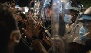 Διαδηλωτές στις ΗΠΑ