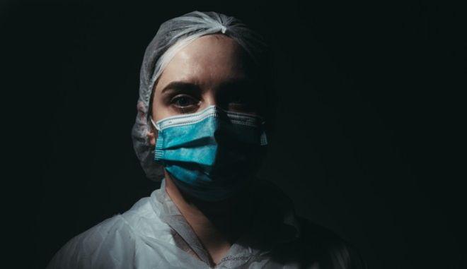 Νοσηλεύτρια στις ΗΠΑ