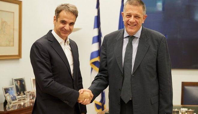 Τον Ν.Ταχιάο στηρίζει η ΝΔ για τον δήμο Θεσσαλονίκης