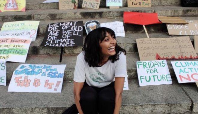 """Ινδία: Συνέλαβαν ακτιβίστρια για το """"toolkit"""" διαμαρτυριών της Γκρέτα Τούνμπεργκ"""