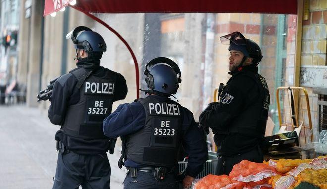Αστυνομία στο Βερολίνο.