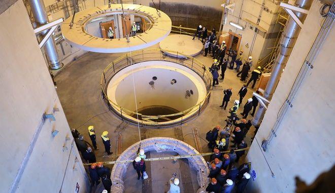 Ο πυρηνικός σταθμός του Αράκ στο Ιράν
