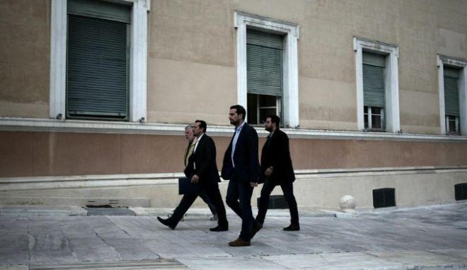 Η κυβέρνηση ΣΥΡΙΖΑ - ΑΝΕΛ: Τα πρόσωπα σε κάθε υπουργείο