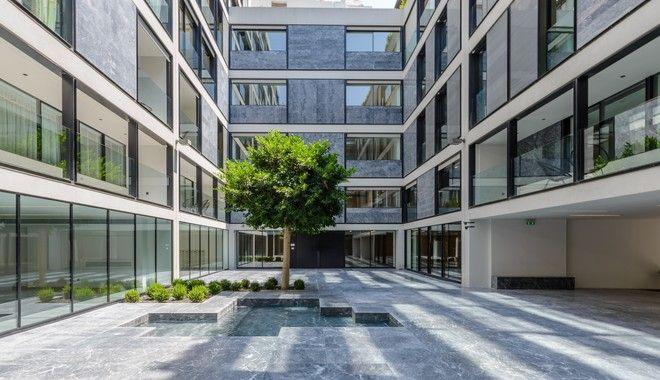 One Athens: Ένα υπερπολυτελές συγκρότημα κατοικιών στο κέντρο της Αθήνας, με τις ανέσεις πεντάστερου ξενοδοχείου