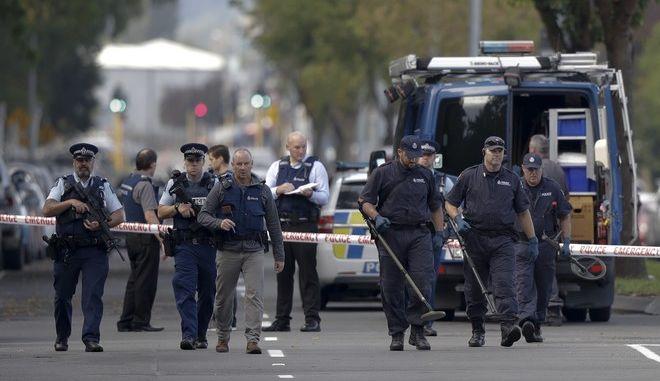Αστυνομικοί στο Κράιστσερς