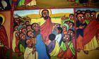 Βραζιλία: Ένας μαύρος Ιησούς γεννιέται στη φάτνη μέσα στην καμμένη Αμαζονία