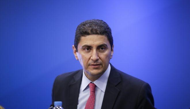 Ο γραμματέας της Πολιτικής Επιτροπής της Νέας Δημοκρατίας, Λευτέρης Αυγενάκης