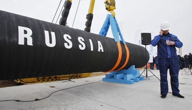 Αγωγός φυσικού αερίου Nord Stream