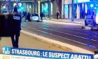 Στρασβούργο-Νεκρός ο δράστης της τρομοκρατικής επίθεσης