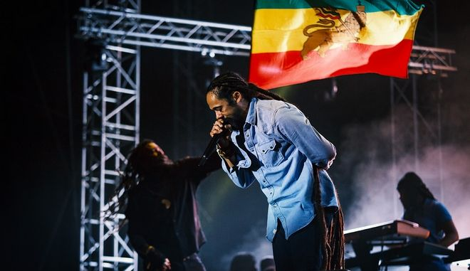 Damian Marley: Μια βραδιά με άρωμα Τζαμάικας
