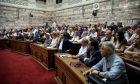 ΣΥΝΕΔΡΙΑΣΗ ΤΗΣ ΚΟΙΝΟΒΟΥΛΕΥΤΙΚΗΣ ΟΜΑΔΑΣ ΤΟΥ ΣΥΡΙΖΑ (EUROKINISSI/ ΣΤΕΛΙΟΣ ΜΙΣΙΝΑΣ)