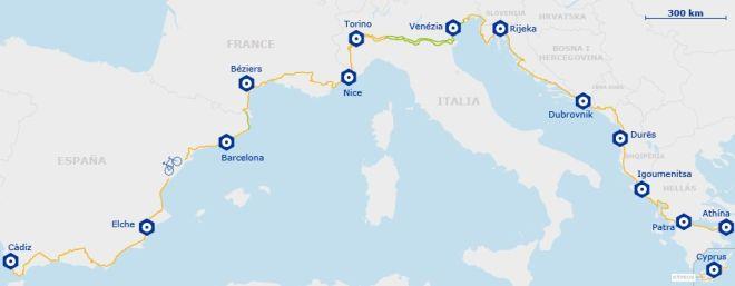 Περιπλανηθείτε με το ποδήλατο στις ομορφιές της Περιφέρειας Δυτικής Ελλάδας
