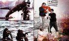 """Ίμια 1996: Ο """"βάτραχος"""" σκιά του τότε αρχηγού ΓΕΝ μιλά για όσα έγιναν 23 χρόνια πριν"""