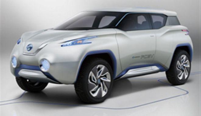 Νissan TeRRA: Ένα πρωτότυπο, ηλεκτροκίνητο SUV