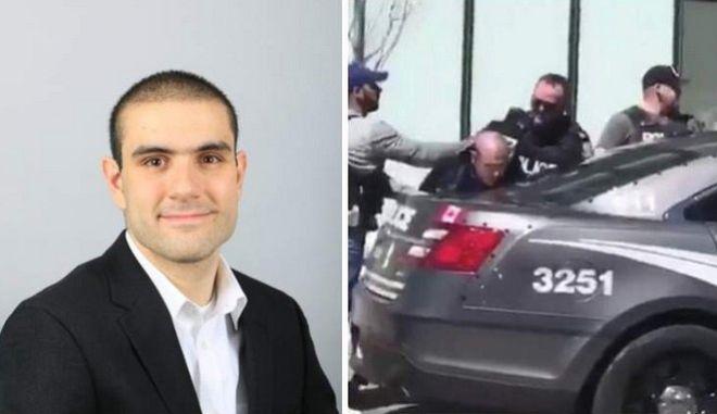 Τορόντο: Απαγγέλθηκαν κατηγορίες στον δολοφόνο με το λευκό βαν