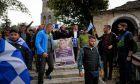 Κηδεία του 35χρονου Κωνσταντίνου Κατσίφα στους Βουλιαράτες
