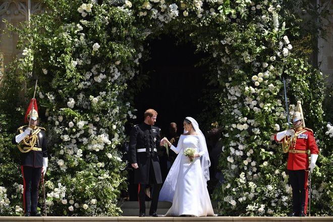Γάμος Μέγκαν Μαρκλ και Πρίγκιπα Χάρι