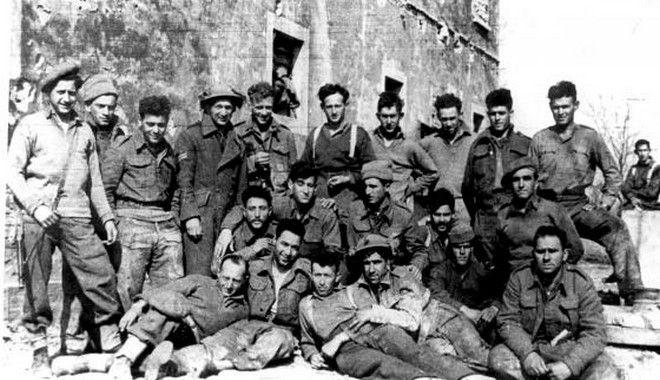 Η Εβραϊκή Ταξιαρχία του Βρετανικού Στρατού ιδρύθηκε επίσημα τον Σεπτέμβριο του 1944