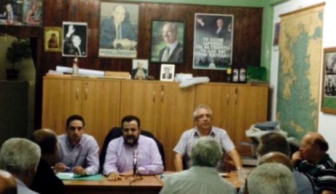 """""""Λουκέτο"""" βάζουν τα χρέη στη μεγαλύτερη Τοπική Οργάνωση του ΠΑΣΟΚ στην Ελλάδα"""