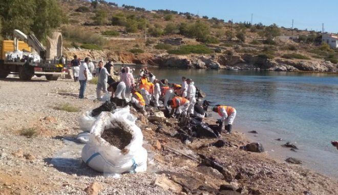 Η Μάχη των εθελοντών στη Σαλαμίνα