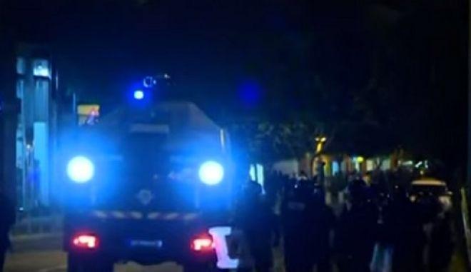 Επεισόδια στη Λεμεσό σε διαδήλωση κατά των μέτρων για τον κορονοϊό
