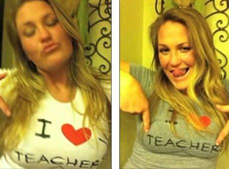 Καλιφόρνια δασκάλα πορνό