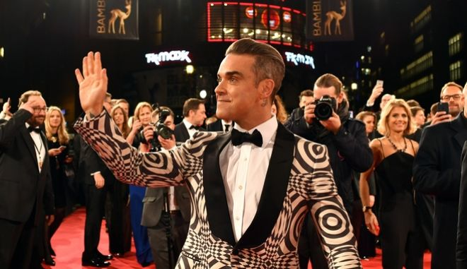 Eurovision: Ο Robbie Williams θέλει να εκπροσωπήσει τη Ρωσία