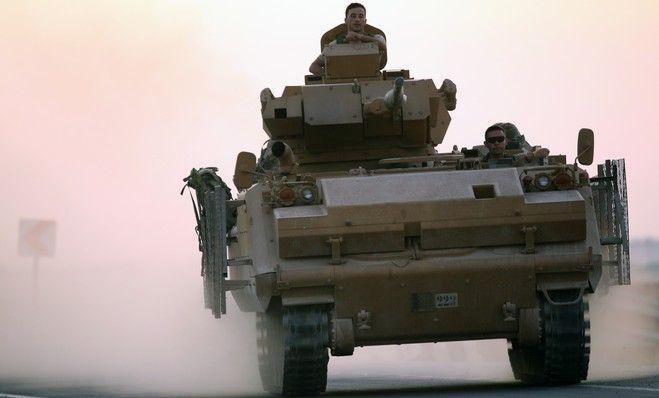 Συρία Προελαύνουν οι Τούρκοι - Οι στόχοι της επιχείρησης και οι πρώτες απώλειες