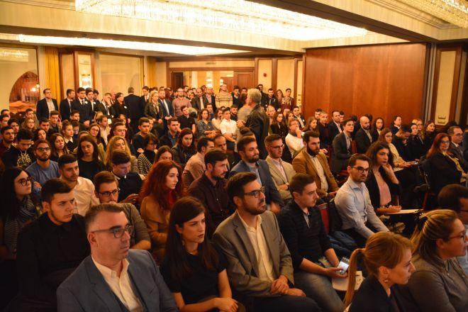 Θεσσαλονίκη: Επιχειρηματικές προοπτικές και καινοτομία στο επίκεντρο εκδήλωσης του αμερικανικού προξενείου