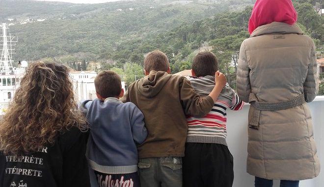 Οκτώ χρόνια στο πλευρό των ασυνόδευτων ανήλικων προσφύγων