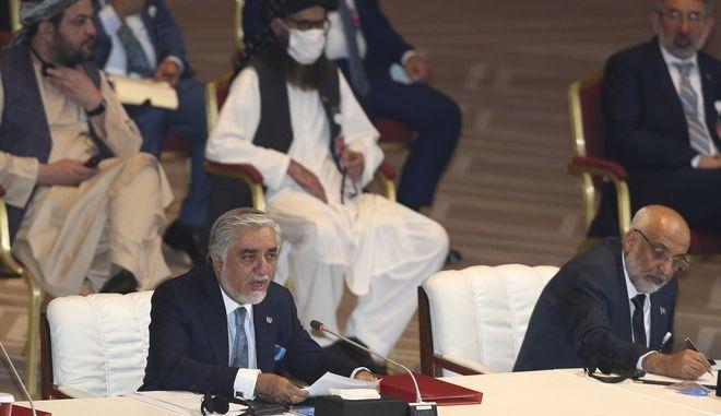 Κατάρ: Ξεκίνησαν οι ειρηνευτικές διαπραγματεύσεις της αφγανικής κυβέρνησης και των Ταλιμπάν