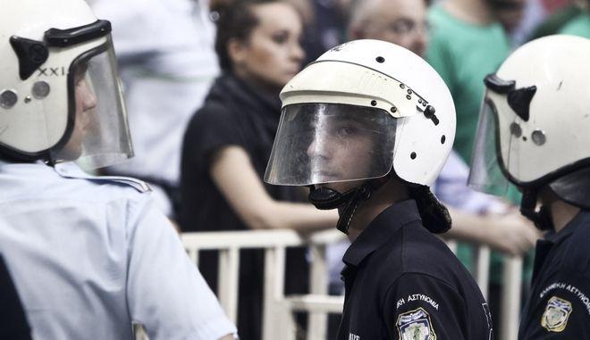 Αστυνομικοί στο ΟΑΚΑ