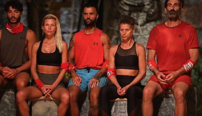 Συμβούλιο του νησιού στο Survivor 4