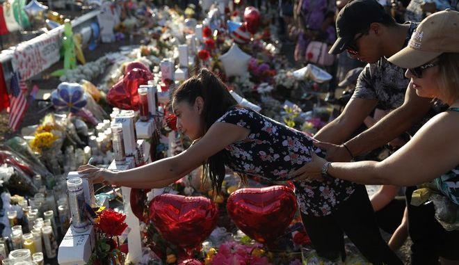 Εικόνα από το Ελ Πάσο του Τέξας μετά την ένοπλη επίθεση