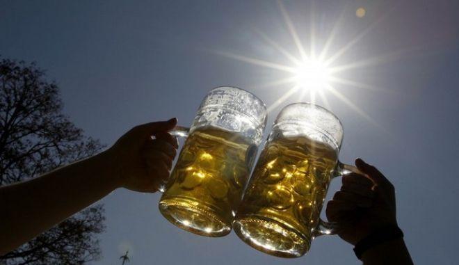 Δεν έχουμε στον ήλιο μπύρα