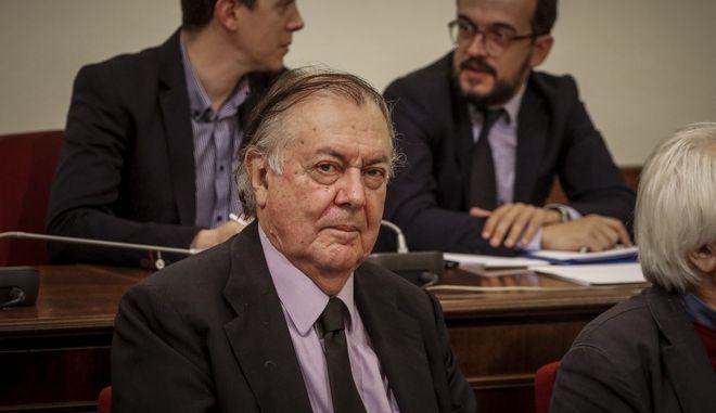Ο Πρόεδρος και Διευθύνων Σύμβουλος της Ελληνικής Ραδιοφωνίας Τηλεόρασης Α.Ε.