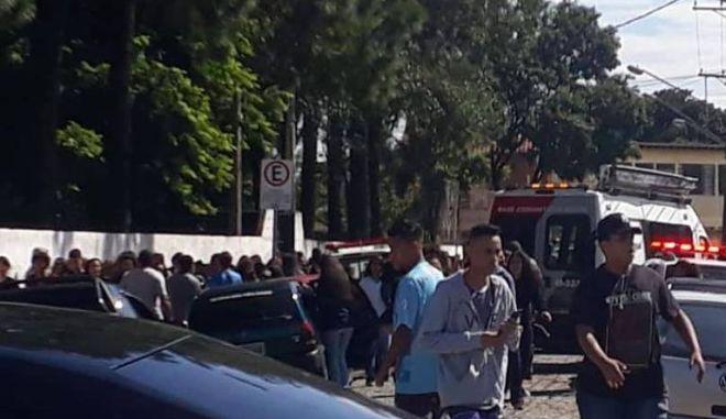 Βραζιλία: Μακελειό σε σχολείο - Δέκα νεκροί, τουλάχιστον έξι μαθητές στα θύματα