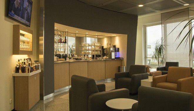 Ελληνική φιλοξενία στo νέο Business Lounge της Lufthansa στο αεροδρόμιο Αθηνών