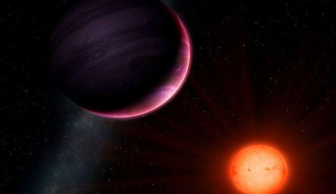 Εντυπωσιακή ανακάλυψη: Δορυφόρος εκτοξεύει νερό στο διάστημα