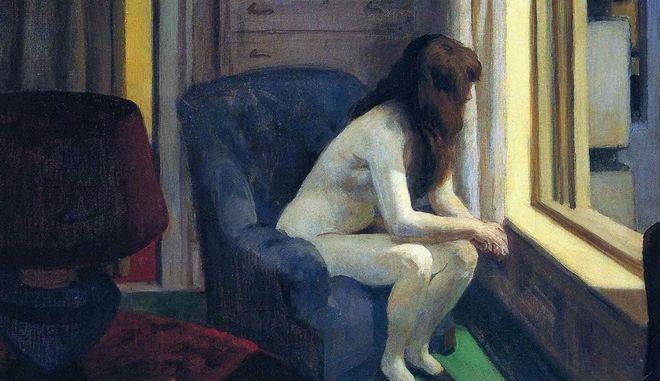 Edward Hopper Eleven A.M.
