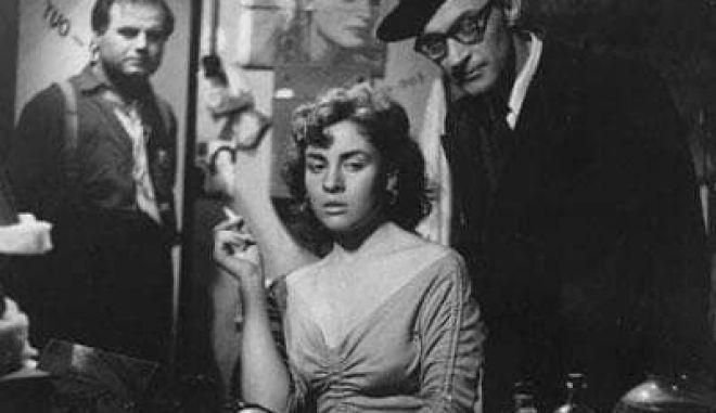 Η ηθοποιός Μαργαρίτα Παπαγεωργίου