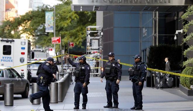 Αστυνομία στις ΗΠΑ, Αρχείο