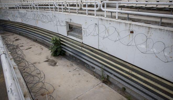 ΜΕΤΑΤΡΟΠΕΣ - ΜΕΤΡΑ ΑΣΦΑΛΕΙΑΣ ΣΤΟ ΟΑΚΑ ΕΝΟΨΕΙ ΤΟΥ ΤΕΛΙΚΟΥ ΚΥΠΕΛΛΟΥ (ΦΩΤΟΓΡΑΦΙΑ: KLODIAN LATO / EUROKINISSI)