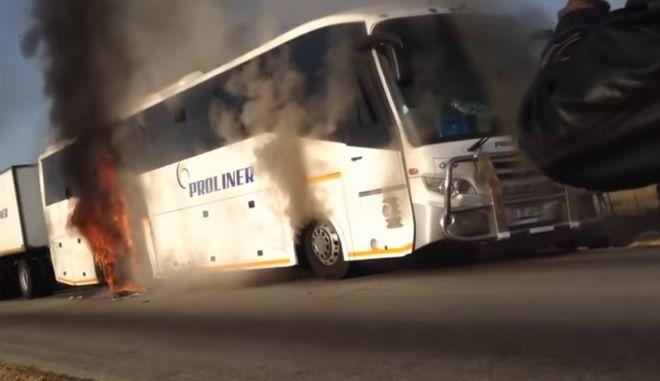 Τραγωδία στη Ζιμπάμπουε: Σύγκρουση λεωφορείων - Τουλάχιστον 47 νεκροί