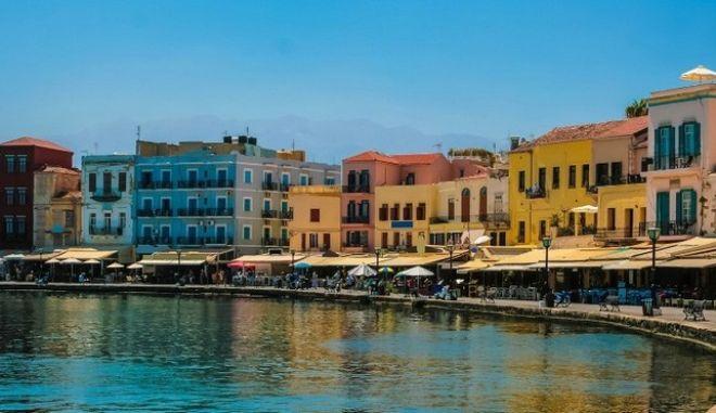 """""""Ναυαρχίδα"""" του τουρισμού η Κρήτη με τους περισσότερους επισκέπτες"""