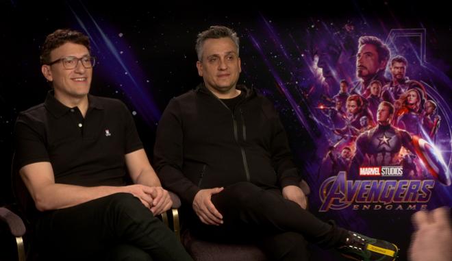 Οι σκηνοθέτες των Avengers μιλούν αποκλειστικά στο NEWS 24/7