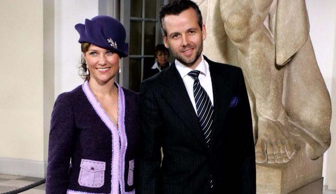 Η πριγκίπισσα Μάρθα Λουίζα και ο Άρι Μπεν, Ιανουάριος 2006