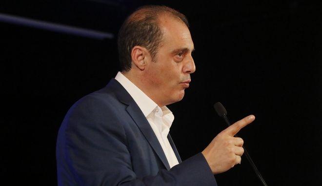 """Ο Κυριάκος Βελόπουλος, πρόεδρος της """"Ελληνικής Λύσης"""""""