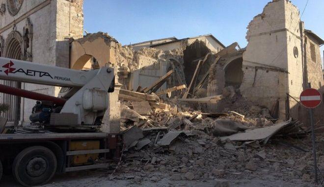 Νέος σεισμός στην κεντρική Ιταλία