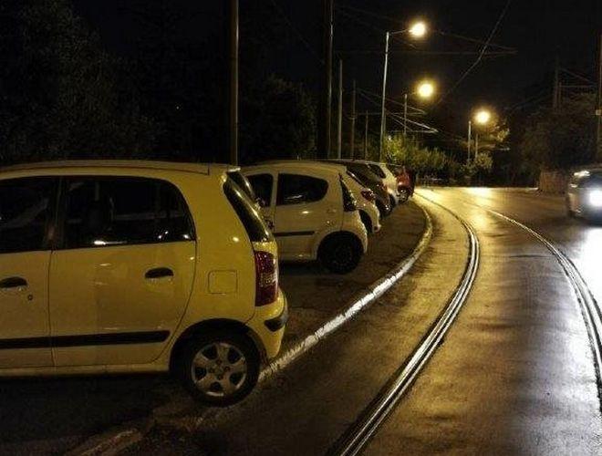 Συλλήψεις παρκαδόρων έξω από νυχτερινά κέντρα